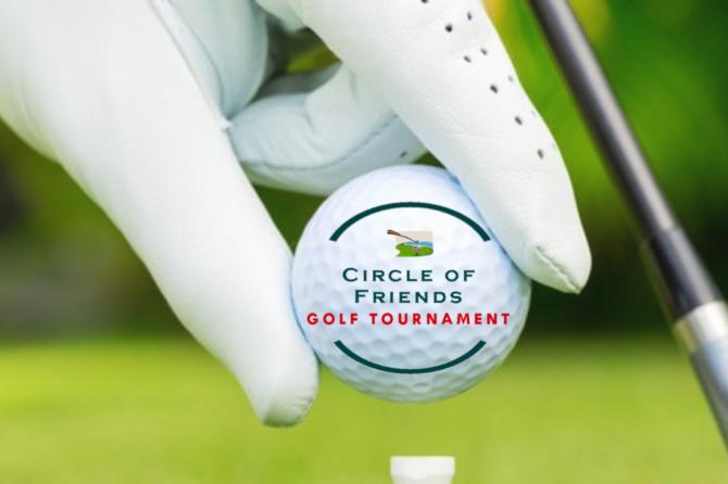 Circle of Friends Golf Tournament