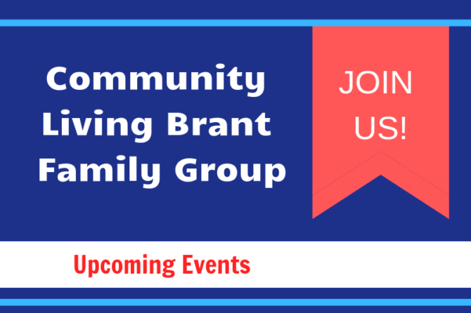 Upcoming Events: CLB Family Group