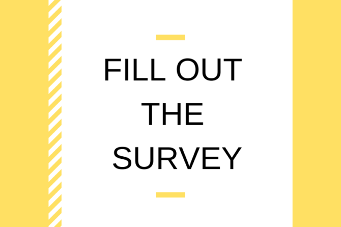 Survey for Siblings